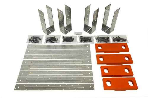 Strong-Wall® Site-Built Double-Wall Portal Kit