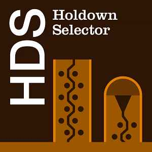 Holdown Selector