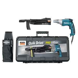 Quik Drive® PRO300SRFG2 Roofing Tile System